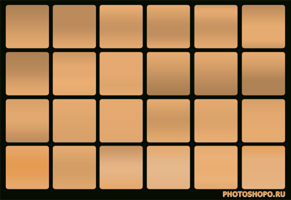 Желто-коричневый цвет